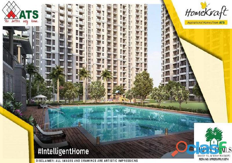 Looking for one of the best ATS Pious Hideaways in sector 150 Noida 0
