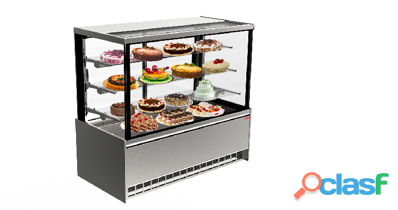 Multiple Storage Counter For Display Sweets 0