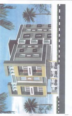 New flats at Madanakuppam road, Kallikuppam, Ambattur 0