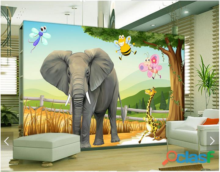 3D Wall Papers in Hyderabad 1
