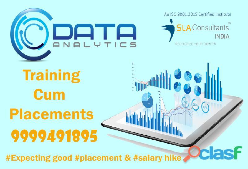 Join Data Analytics Training Course in Noida SLA Consultants Noida 0