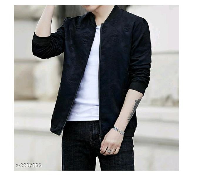 Amazing New Party Wear Men's Polyester Coats 0