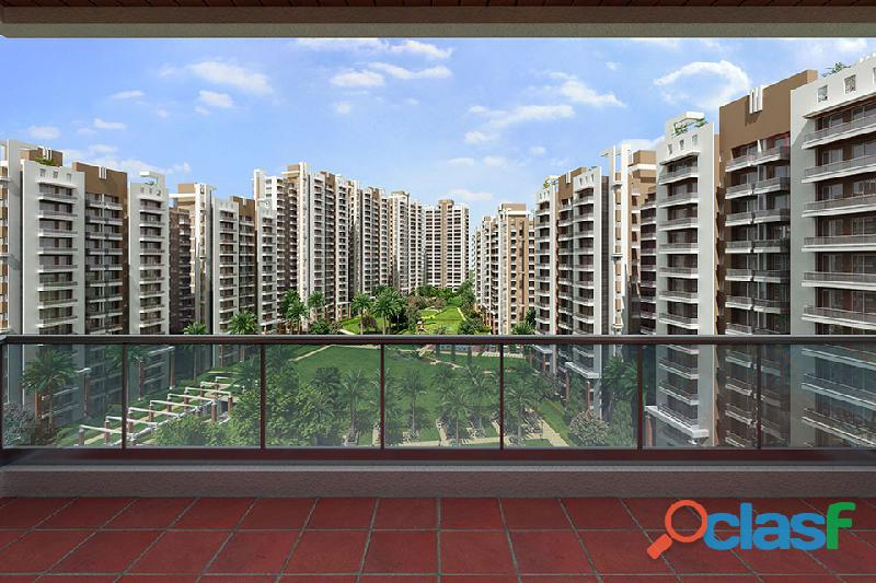 Microtek Greenburg – Ready to move 3BHK Homes at Sector 86 4