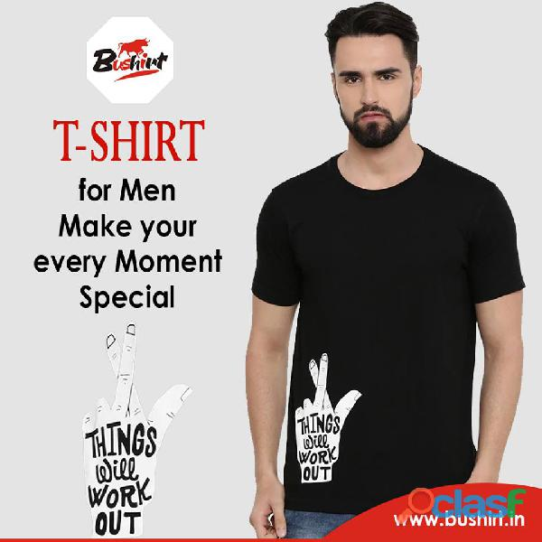 Trendy And Quality Graphic T Shirts In India   Bushirt.in 4