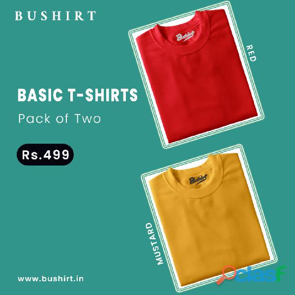 Trendy And Quality Graphic T Shirts In India   Bushirt.in 7