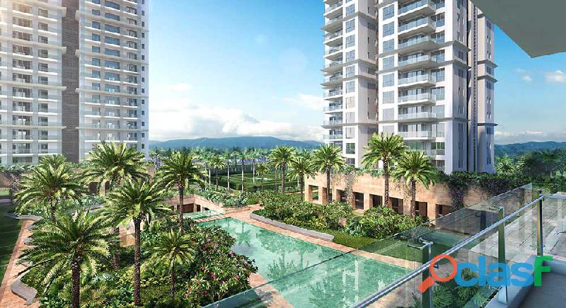 Located at Sector 59   Conscient Hines Elevate   3BHK / 4BHK Flats 0