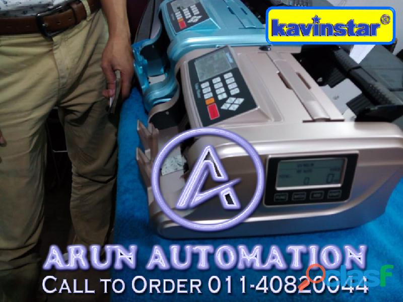 CASH COUNTING MACHINE WITH FAKE NOTE DETECTOR KAVINSTAR.IN 0