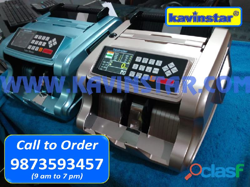 CASH COUNTING MACHINE WITH FAKE NOTE DETECTOR KAVINSTAR.IN 3