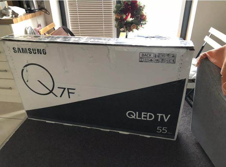 Samsung 55 QE55Q7FAMT QLED 4k Ultra HD Premium HDR 1500 Sma 0