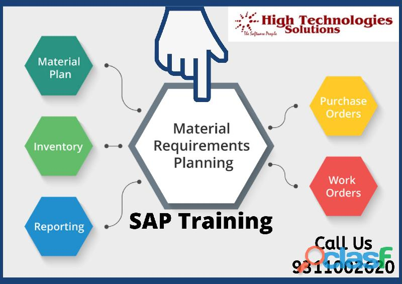 Be a certified expert from SAP QM Training institute 0