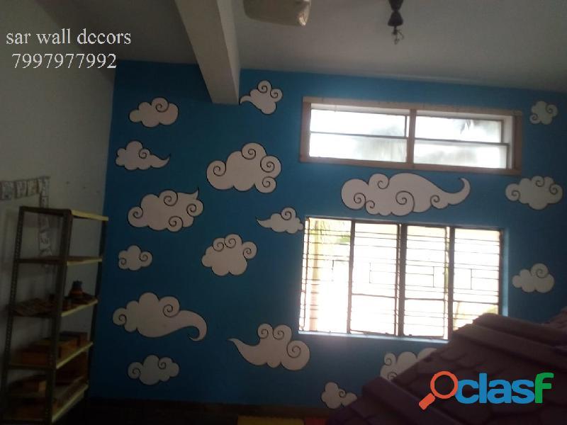 Nursery School Art work images in Hyderabad 3