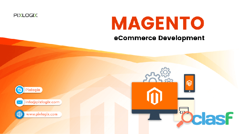Magento eCommerce Development Services 0