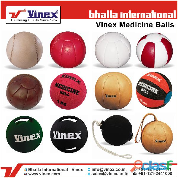 Vinex Medicine Balls Manufacturer