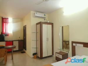 MARATHALLI A/C SERVICED APARTMENTS WITH WIFI, BREAKFAST