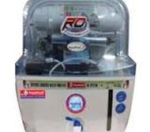 Ro system aqua fresh water purifier