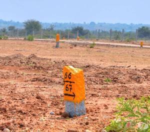 Panchayat approved plots @90sft- hiriyur- developed -ready