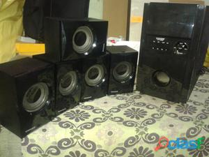 Brand new unused victor vht 5600 ( 5 1 ) home theater system available