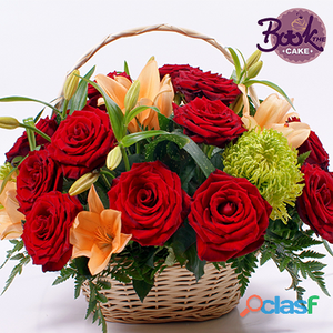 Loving nature of flowers is in the hands of florist in hyderabad