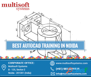 6 months industrial training in autocad