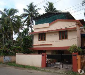 Ground floor 3BHK House for rent at Elamkulam Jn (Kadavanthr