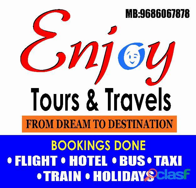 Enjoy tours & travels gadag