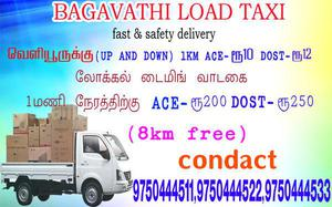 Mini truck tata ace mahindra maximo rental with low cost