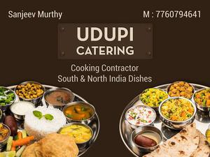 Catering services south and north indian style