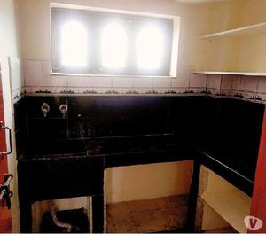 2bhk flat for rent for working bachelors or small family -de