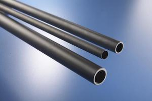 Hexoloy alpha sintered thermocouple tubes