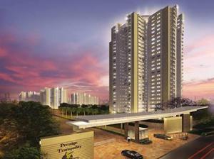 Prestige tranquility: 3.5 bhk vastu compliant flat for sale