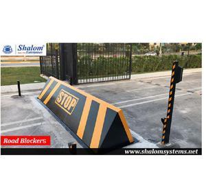 Road blocker   hydraulic road blockers   shalom enterprises