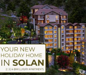 3 BHK Flats in Solan - Chester Hills, Flats for Sale