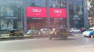 Commercial shop for sale in giga space, viman nagar central,