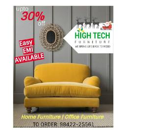 High tech furniture's, office chairs in coimbatore