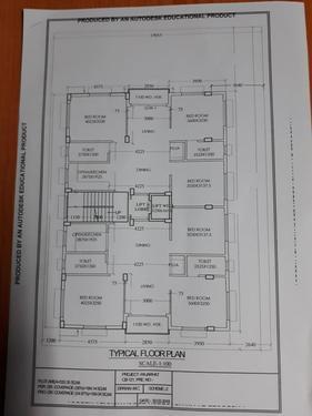 Hidco mig coopertive flat near novotel hotel newtown aa 1