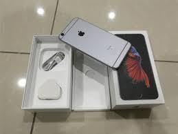 Original apple iphone 6s plus 128gb branded mobile 12600