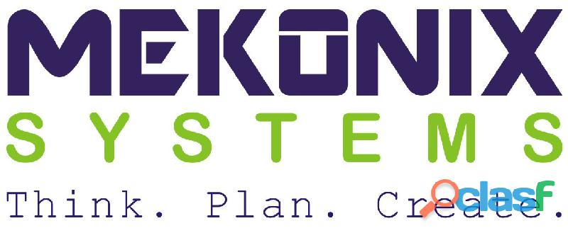Mekonix system is best industrial automation company