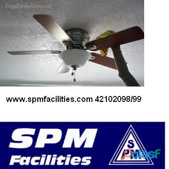 Specific fan cleaning services in chepauk chetput spm