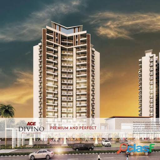 Book 2 bhk superb stress free homes in ace city, at price rs.36.45 lacs, call : 8800 904 942