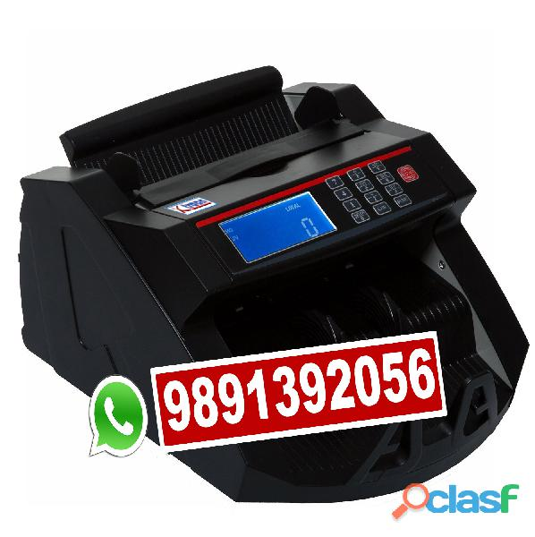 Currency counting machine manufacturer dealer in okhla