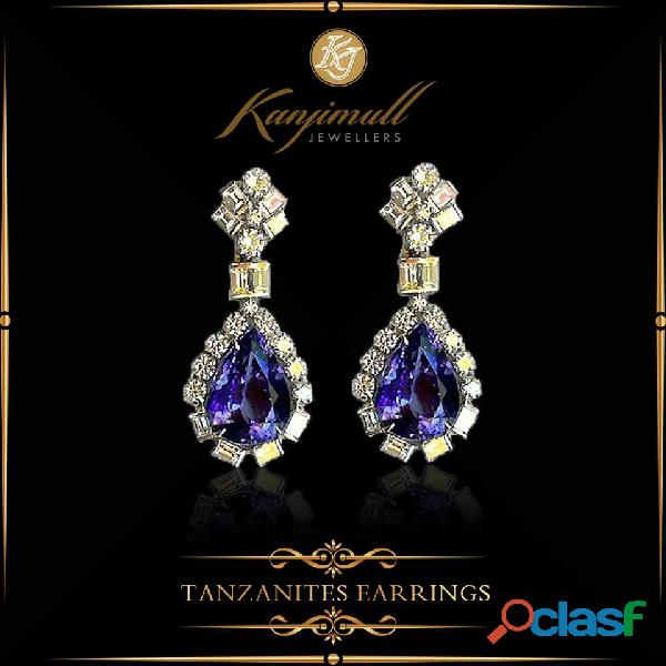 If you're looking for the finest colored stones jewellery in India