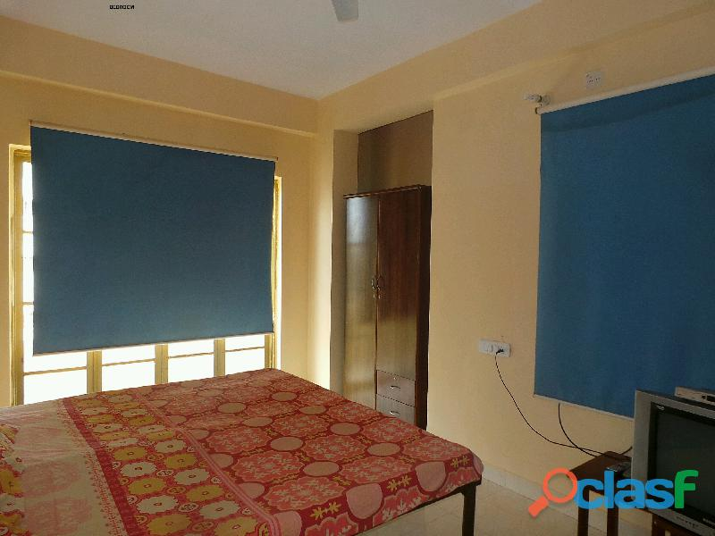 Furnished 1 BHK/1 RK owner short/long term bellandur 4 d