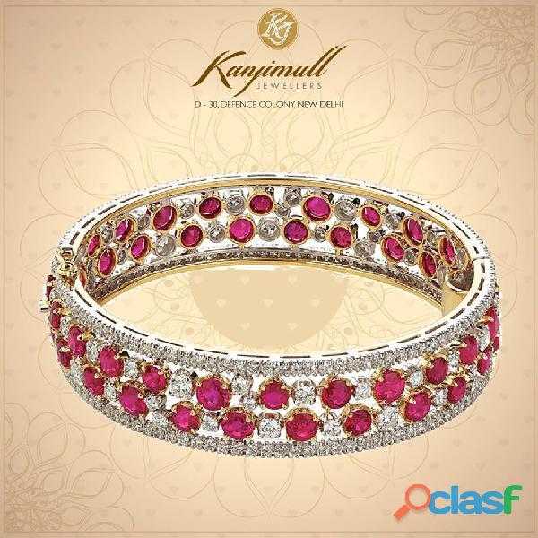 One of the finest luxury jewellery brands in Delhi