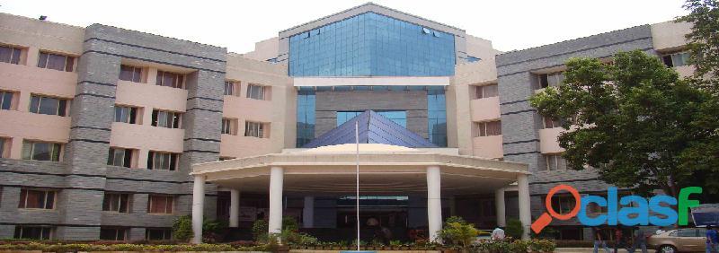 Ramaiah institute of management studies ranking