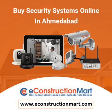 Buy security systems online in ahmedabad