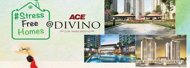 Buy your flats with new year offer in ace divino noida