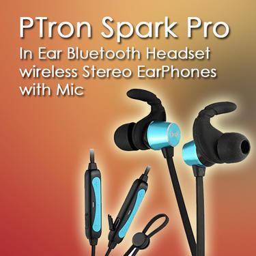In ear bluetooth headset wireless stereo earphones with mic