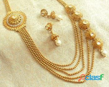 Amazing collection of necklace sets