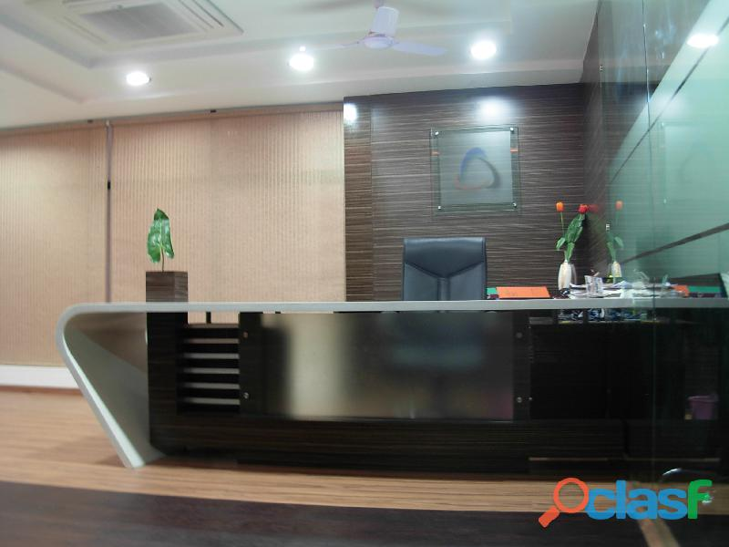 Sale of commercial property suitable for office tenant in gachibowli area 300yards/8000sft/stilt+4