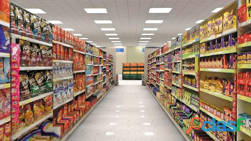 Sale of commercial property with Branded Super Market Tenant in KPHB Area :3200sft,price Rs .4.60 C